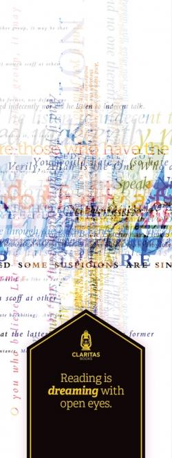 Claritas Bookmark