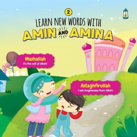 Amin and Amina - Mashallah | Astaghfirullah