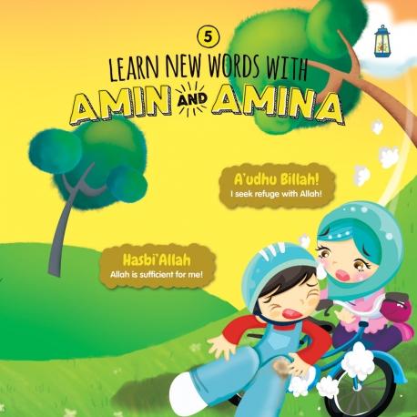 Amin and Amina - A'udhu Billah! | Hasbi'Allah
